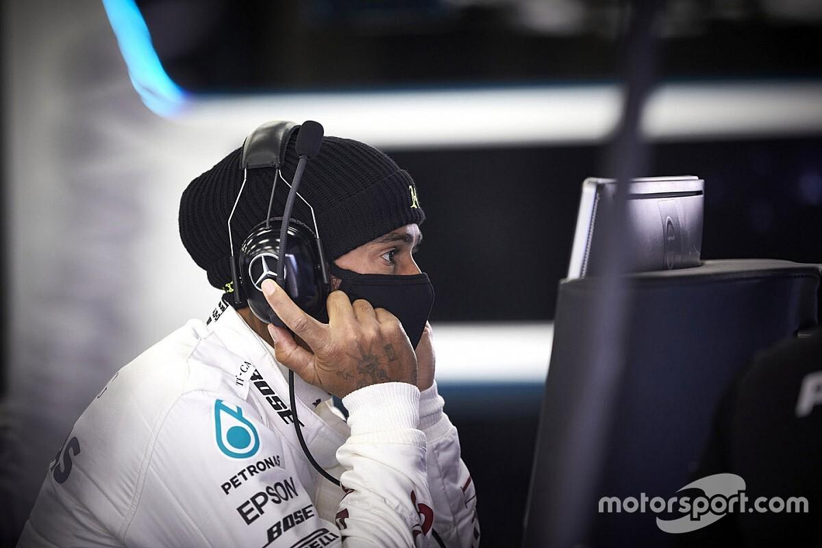 """Hamilton: será """"la temporada más difícil"""" para la F1"""