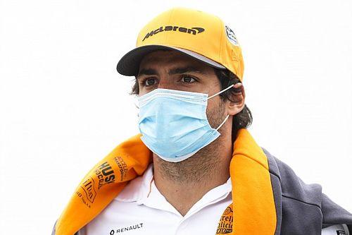 """Sainz: """"Grosjean védekezése elfogadhatatlan volt"""""""