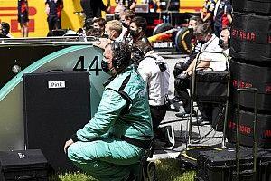 Hamilton szerint a Mercedes nagy munkát végzett a váltóval