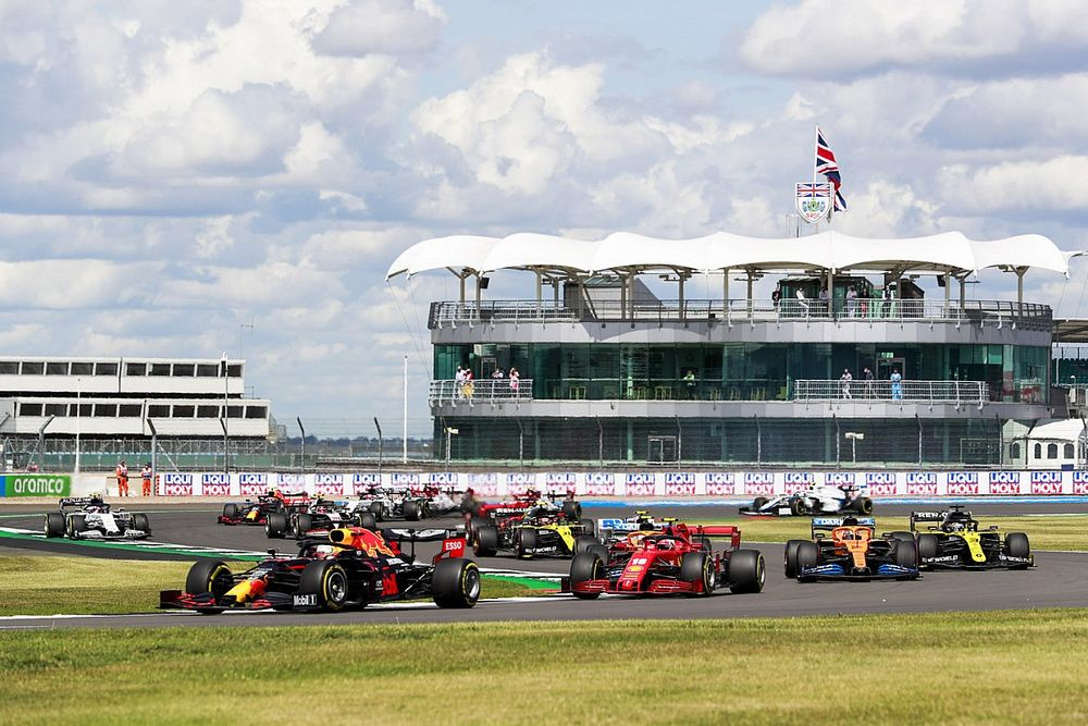 Verstappen : Red Bull ne doit pas dominer qu'en Autriche