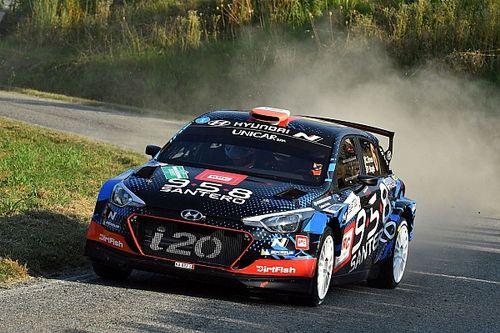 CIWRC, Rally di Alba: dominio Hyundai con Breen-Neuville-Sordo