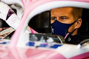 El regreso de Hulkenberg a la F1 termina sin arrancar el GP