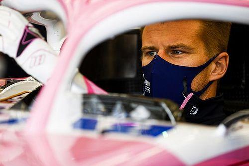 Mercedes F1, cerca de atar a un tercer reserva para 2021: Hulkenberg