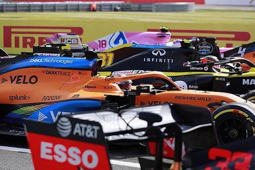 GP Abu Dhabi: Berebut Peringkat Ketiga Konstruktor F1