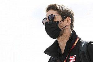 """Grosjean: """"Frenleme altında değil, düzlükte yer değiştirdim"""""""