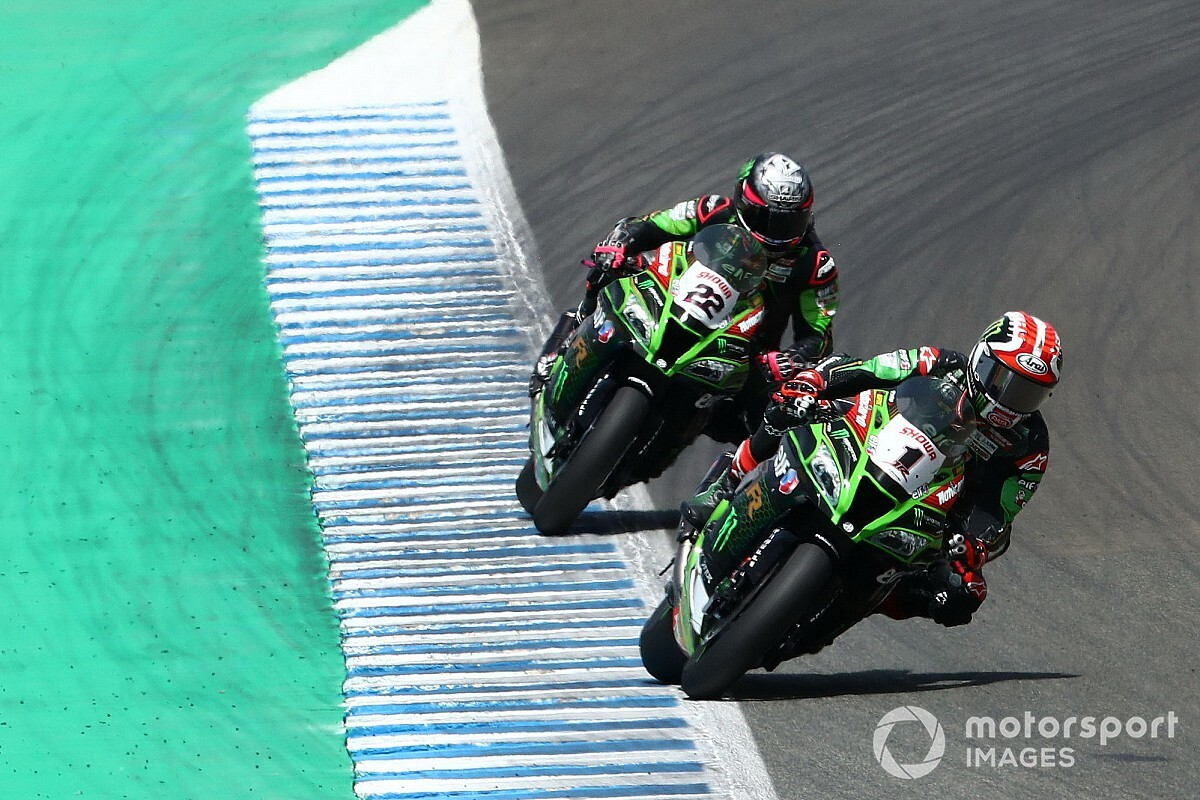 """Rea will """"try to forget"""" after worst-ever Kawasaki finish"""