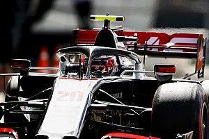 """Magnussen: """"16. sıra Haas için pole pozisyonu gibi"""""""