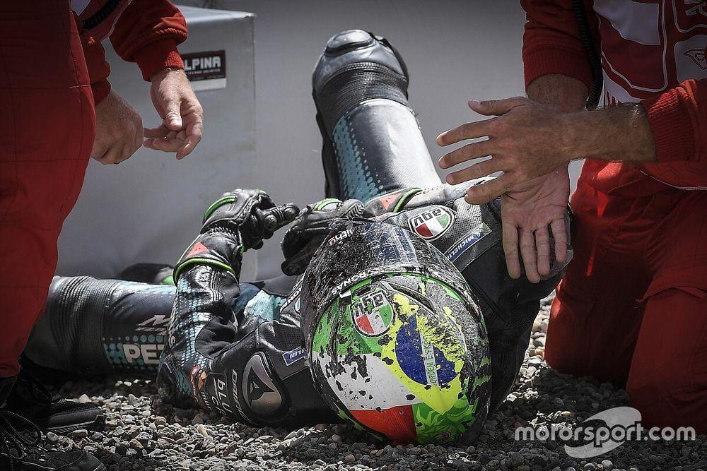 """Morbidelli dice que """"alguien debe pagar"""" por el terrible accidente"""