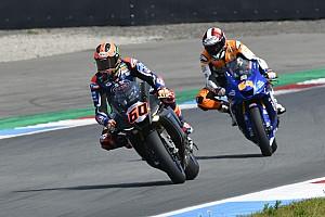 Van der Mark en Bendsneyder weer in actie op TT Circuit