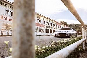 La Maserati MC20 sulle strade della Targa Florio