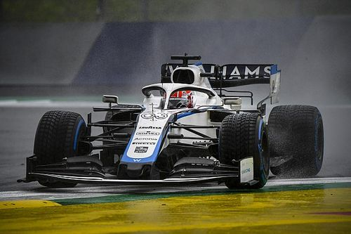 Williams frustrated that Russell missed Q3 slot