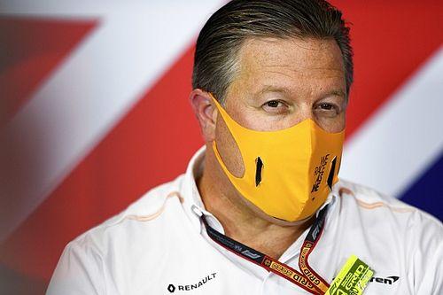 Bos McLaren Desak Pembatasan Gaji Pembalap F1