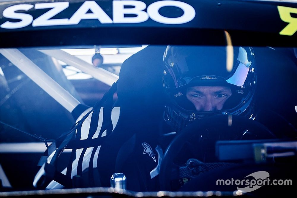 Szabo gets part World RX campaign with Gronholm's team