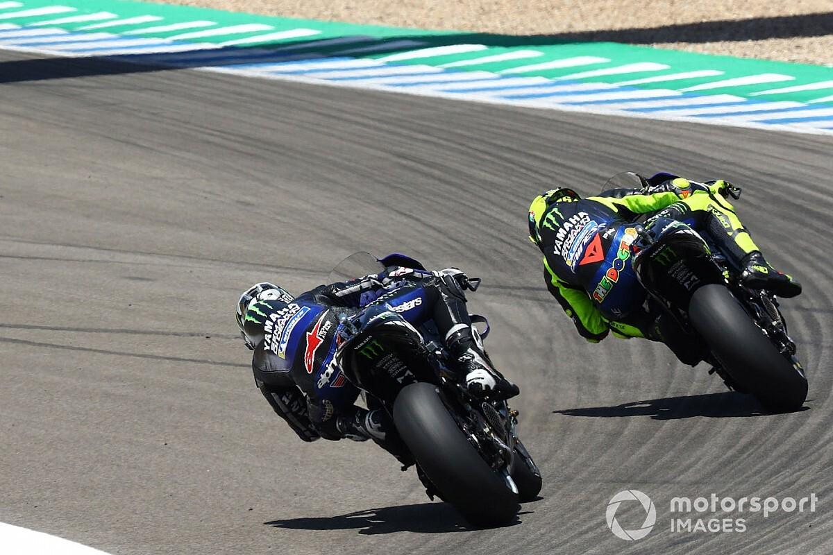 Viñales had problemen met ademhaling tijdens GP Andalusië