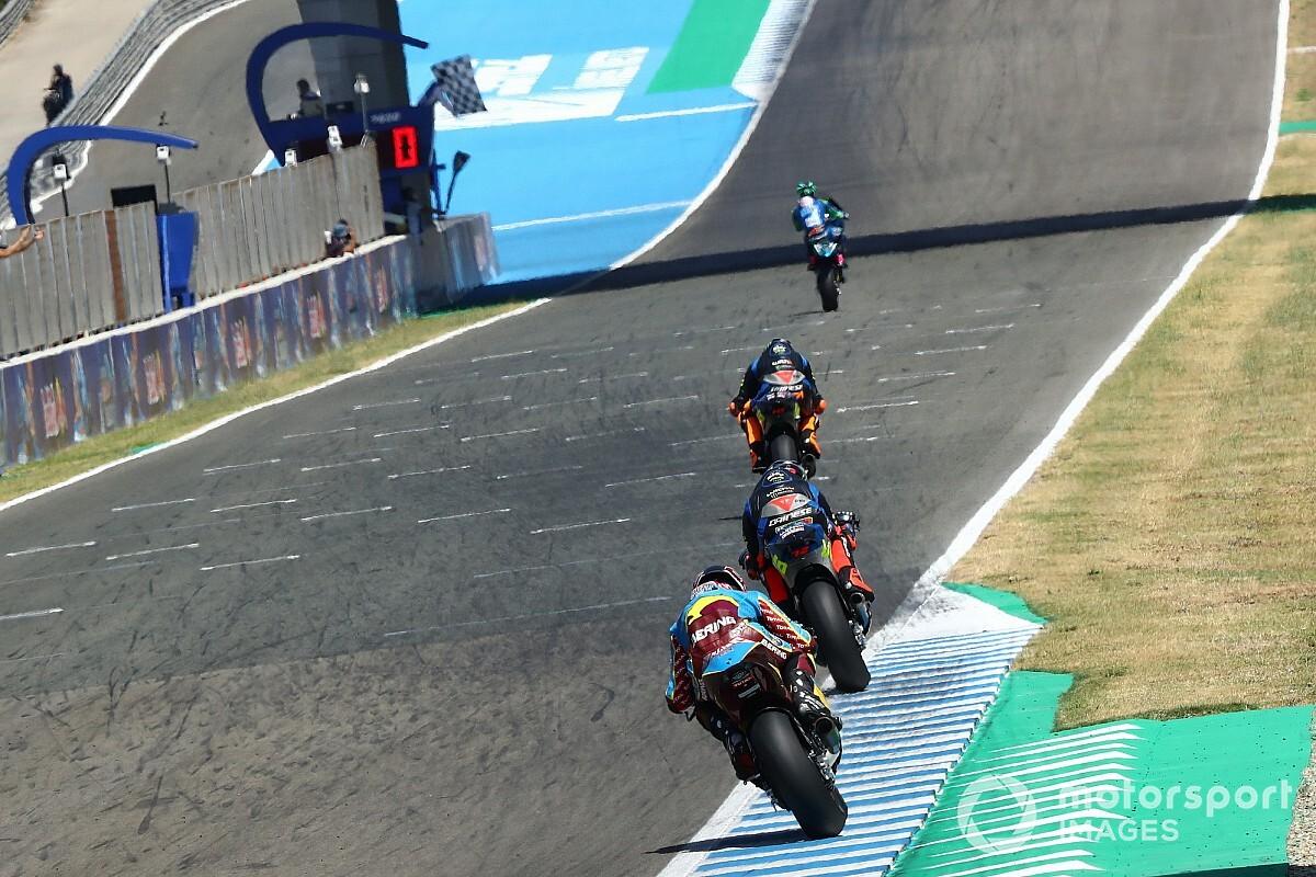 Moto2: quattro contendenti per una sola corona a Portimao