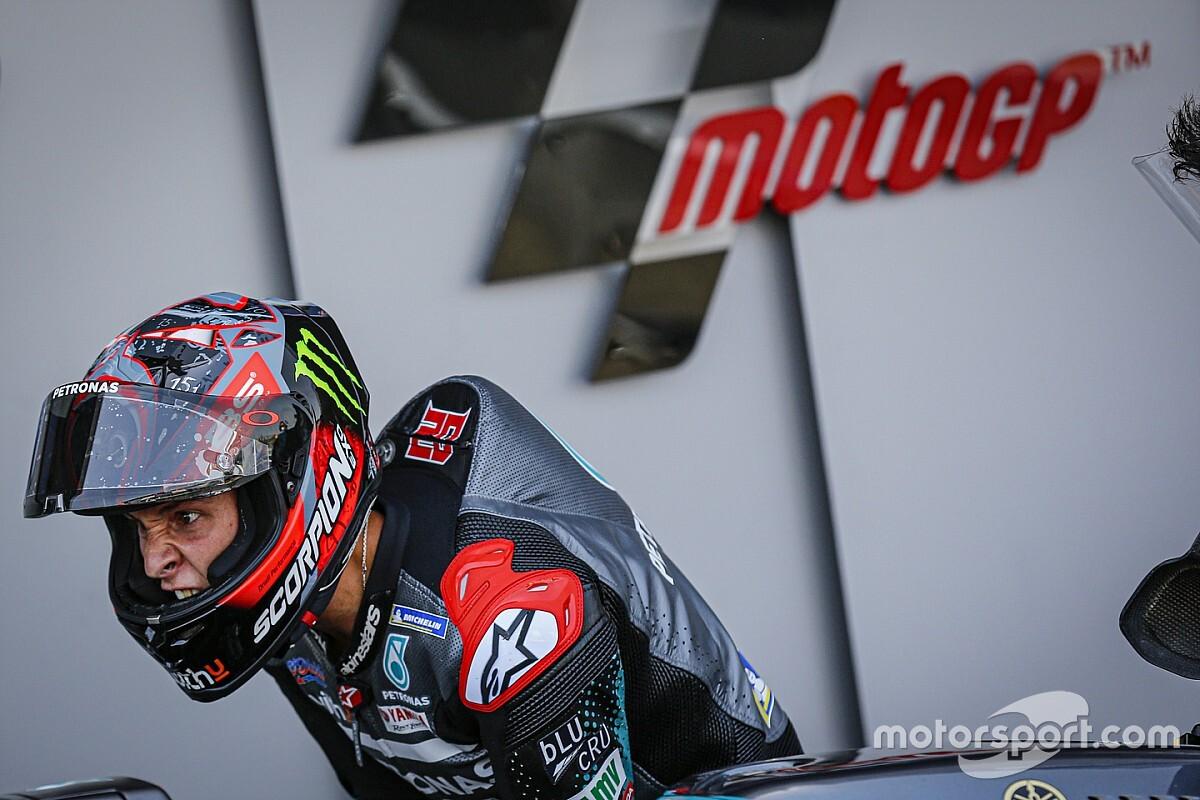 Retour en images sur la victoire de Quartararo au GP d'Andalousie