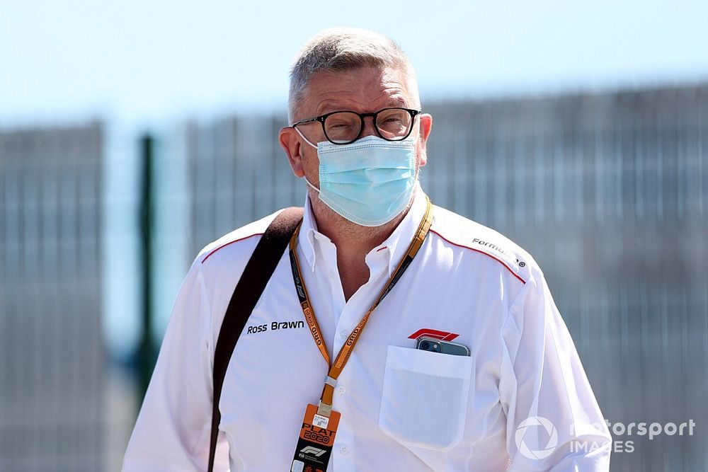 """Brawn: """"Oval Bahreyn pist düzenini kullanmamak çok yanlış olurdu"""""""