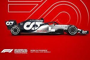 F1 2020 dévoile une vidéo de gameplay et donne d'autres détails