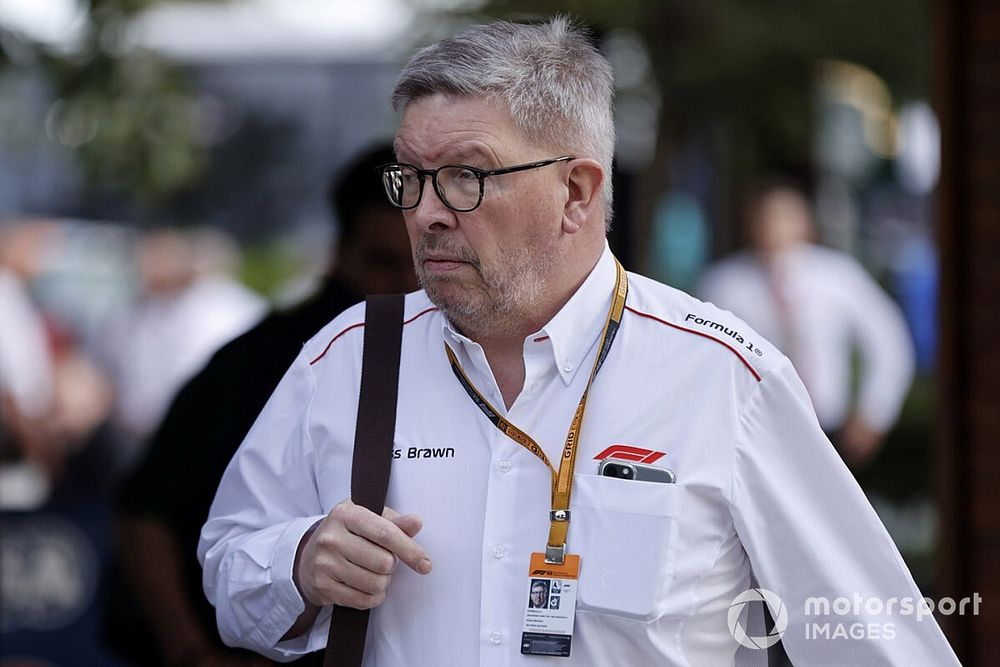 F1 has plan to address lack of diversity - Brawn