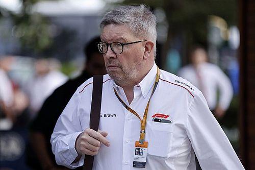 布朗:F1有计划解决多元化缺失问题