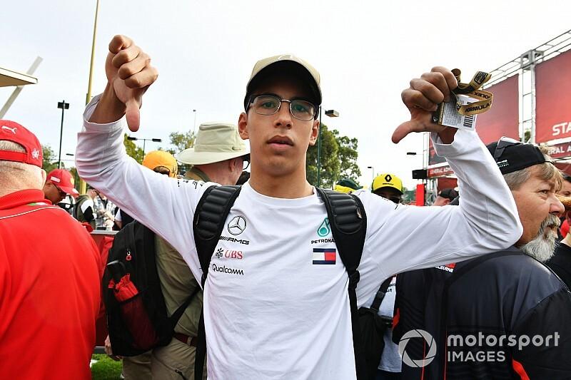 Képeken a csalódott, és néhol dühös F1-es szurkolók az Ausztrál Nagydíjról
