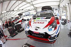Le WRC confirme le système hybride standard pour 2022
