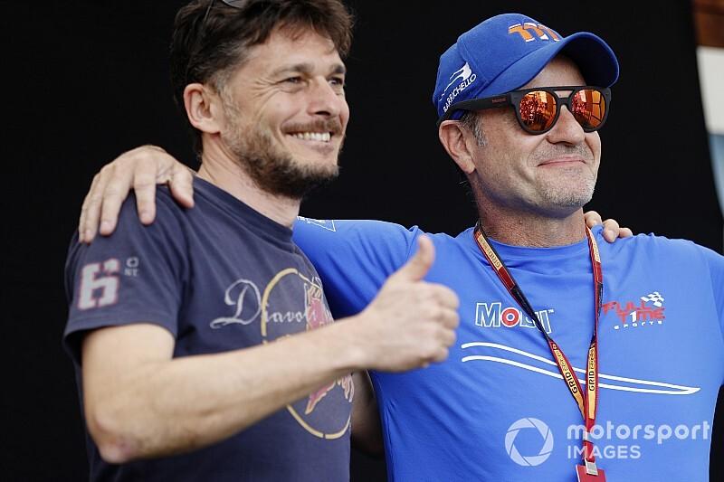 F1オーストラリアGPの前座レースにバリチェロ、フィジケラらが参戦!