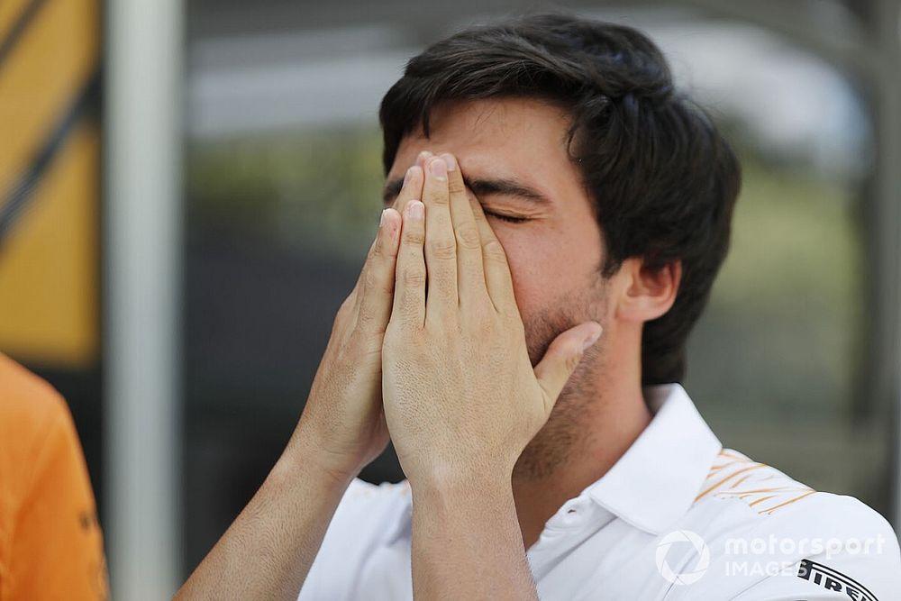 В Ferrari подтвердили, что Сайнс будет вторым номером при Леклере