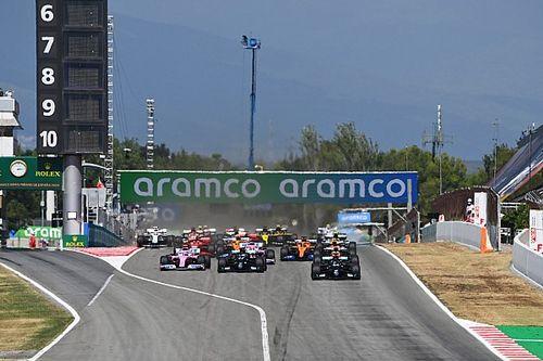 Fotogallery F1: il GP di Spagna dominato da Hamilton.