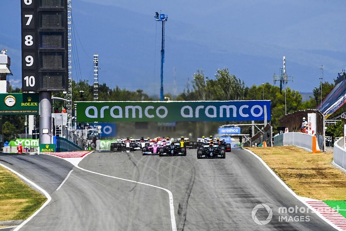 F1: la Sprint Race del sabato sarà sperimentata nel 2021