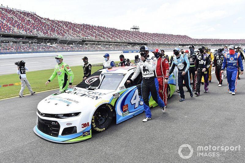 NASCAR: Ha gyűlölet motiválta bűncselekményre gyanakszunk, ugyanezt fogjuk tenni
