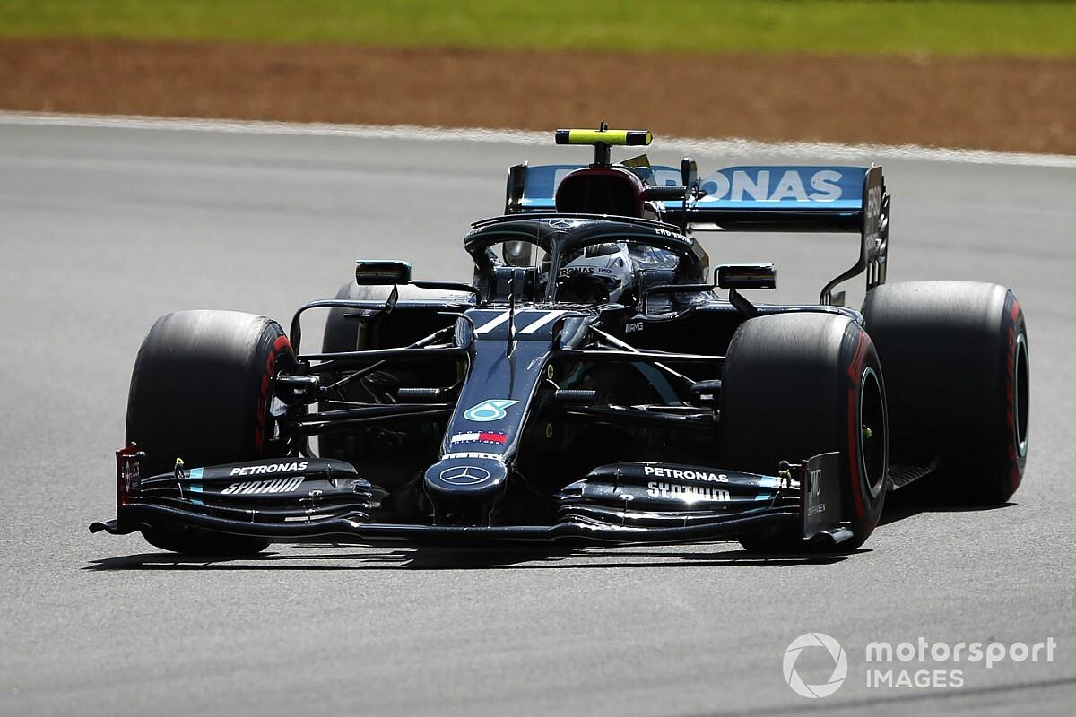 "Bottas ci crede: ""Hamilton nel 2019 ha vinto partendo secondo"""