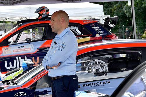 """El jefe de Hyundai WRC: """"El híbrido será correcto si vienen más fabricantes"""""""