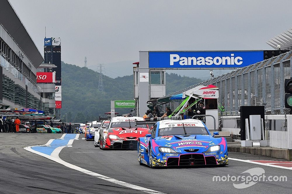 Who gains from Super GT's Fuji-centric calendar?