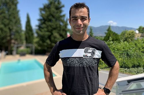 Berbalut Seragam KTM, Petrucci: Saya Ingin Menjadi yang Terbaik