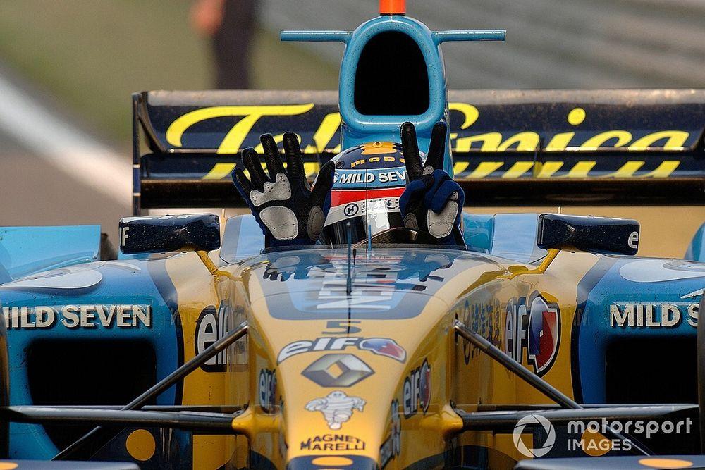 Алонсо используют, чтобы сохранить Renault в Формуле 1