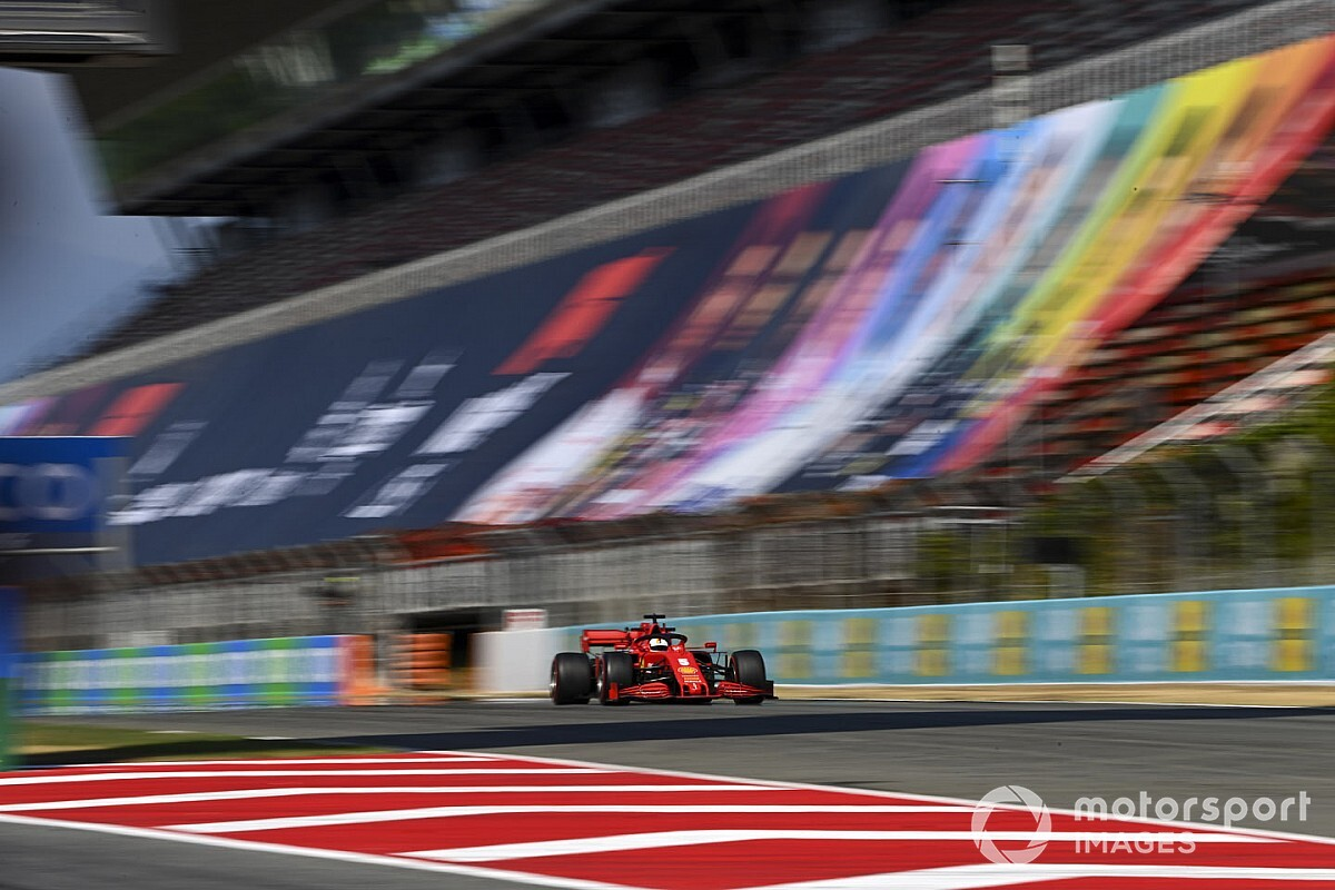 "Formula 1 yönetimi ""bazı yarışları"" seyircili yapmayı düşünüyor"