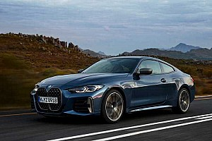 A hűtőrács, és ami mögötte van: Bemutatjuk az új 4-es BMW Coupe változatát
