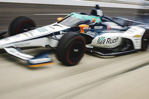 Алонсо провалил «Инди 500» из-за проблем со сцеплением