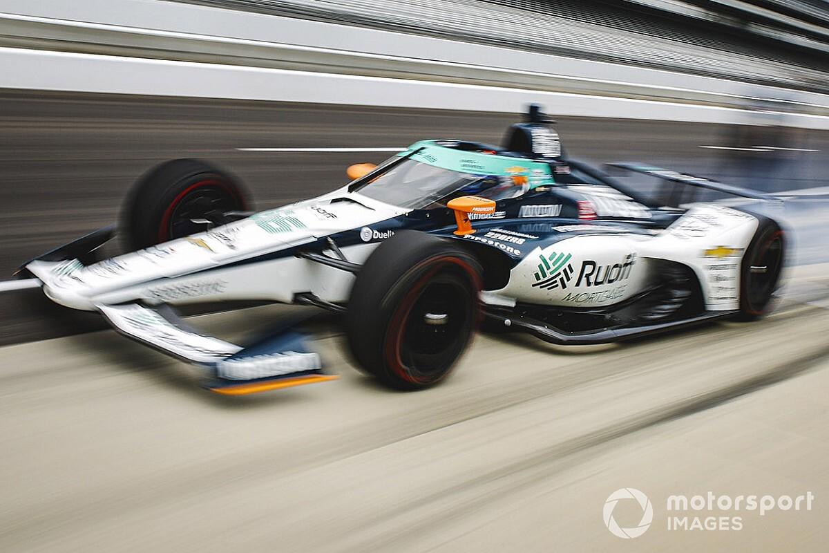 Szefostwo Penske zachwycone Alonso w Indy 500