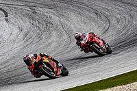 En vivo: clasificación para el Gran Premio de Austria de MotoGP