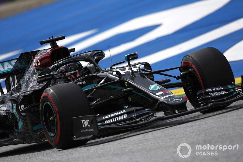 Red Bull porte réclamation contre Mercedes