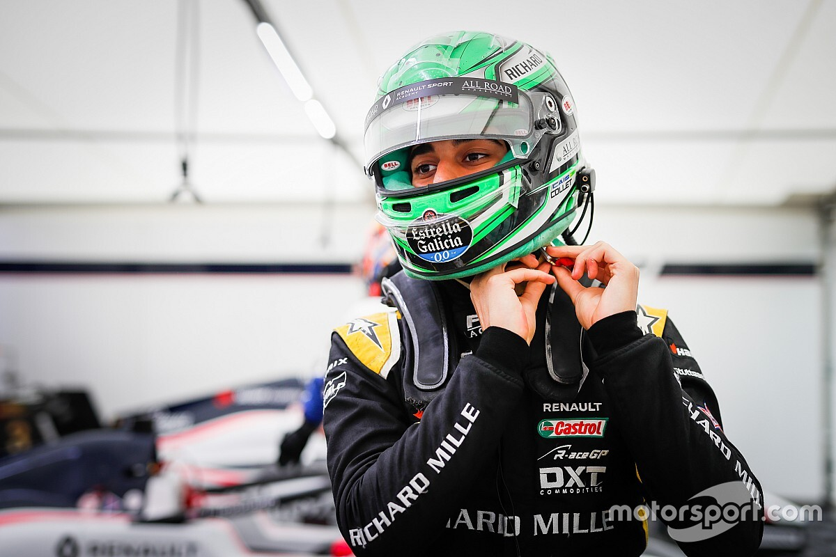 Caio Collet intensifica treinos físico e mental para 'maratona' na Fórmula Renault Eurocup