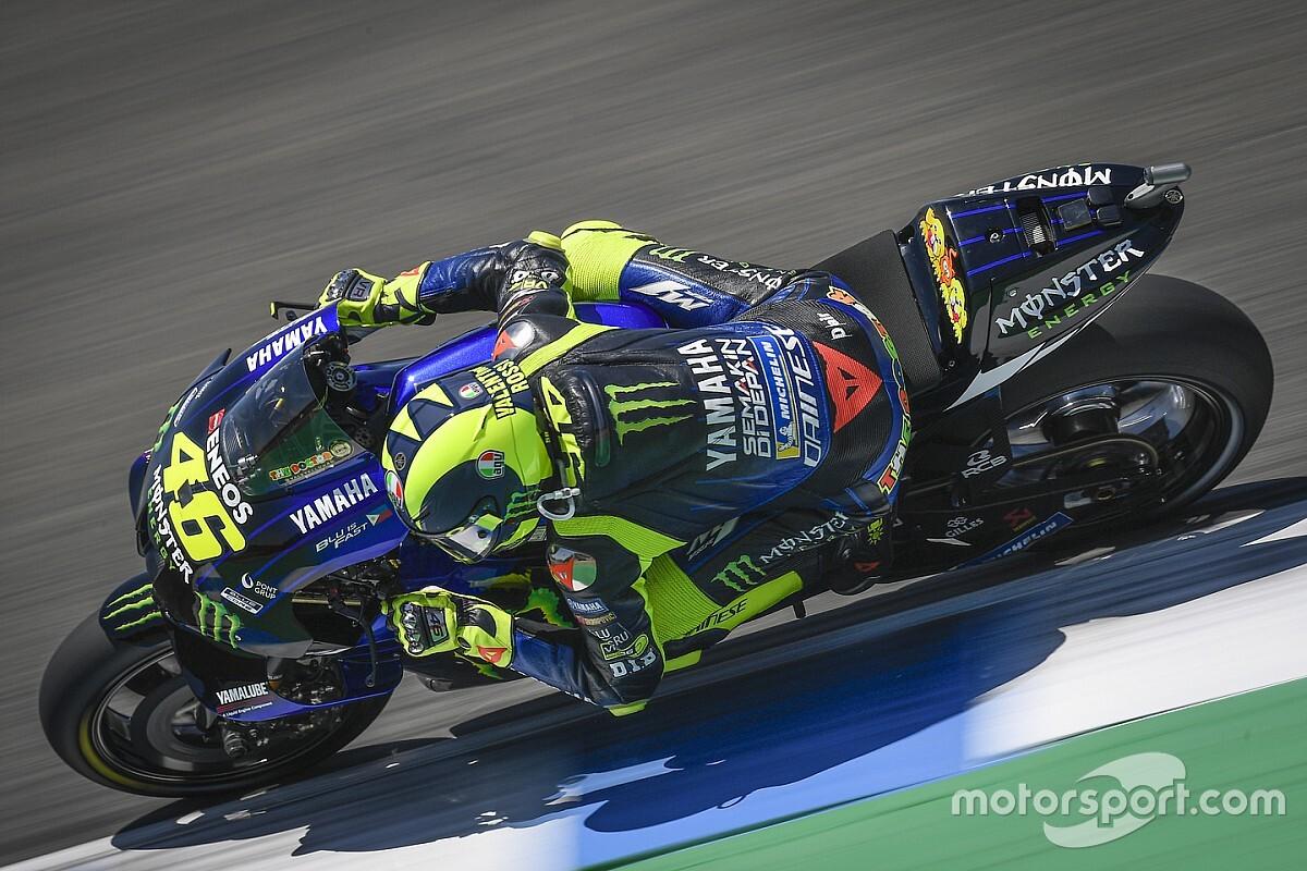 MotoGP: Rossi diz que campeonato não acabou para Márquez