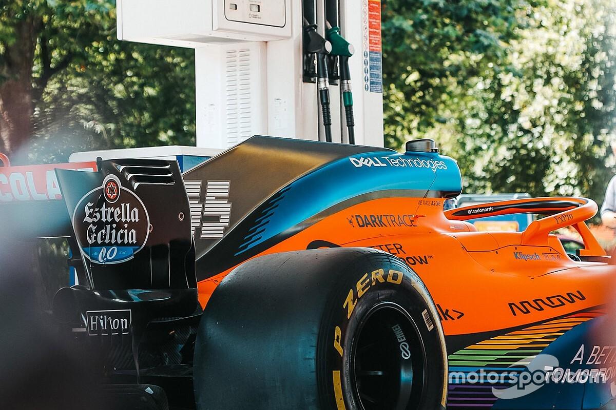 McLaren blaast samenwerking met Gulf nieuw leven in