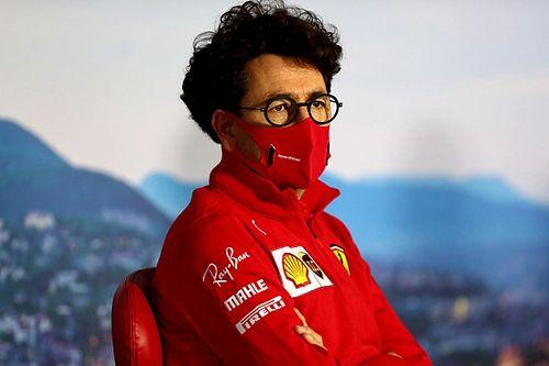 """Binotto: 'İnsanları kovmak Ferrari'yi daha hızlı hale getirmeyecek"""""""