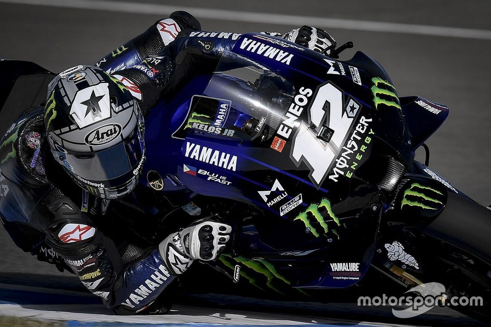 MotoGP, Andalusia, Libere 1: Vinales beffa Rossi