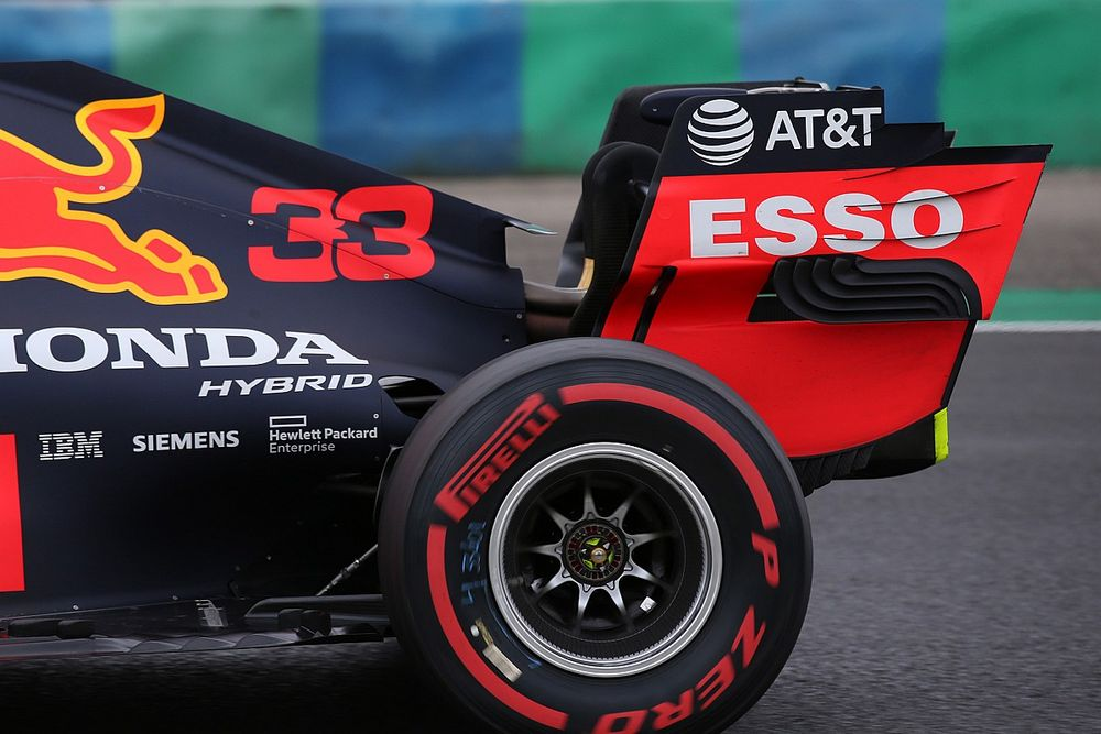 Red Bull: copiata la paratia dell'ala dalla Haas