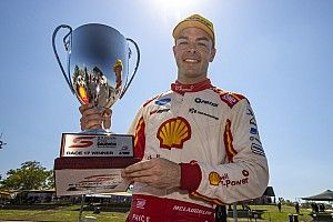 McLaughlin won't compare himself to Peter Brock
