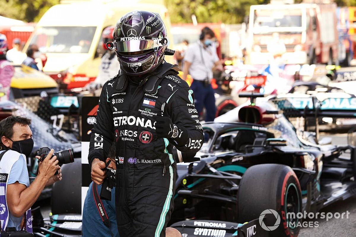 Hamilton simán győzött a Spanyol Nagydíjon, Verstappen választotta szét a két Mercedest!